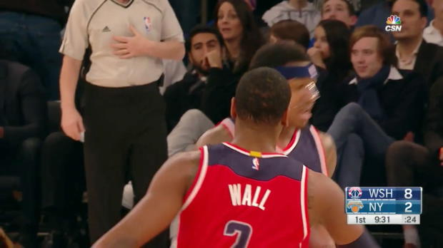 WSC: John_Wall_with_17_Assists_against_the_Knicks