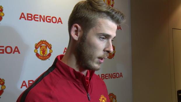 Foot : P.League - Man United, De Gea évoque les problèmes défensifs