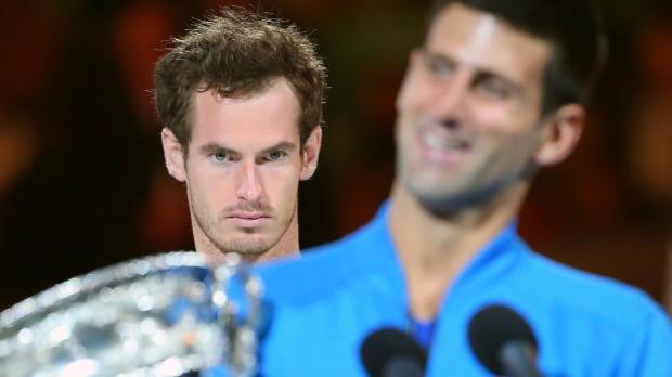 Schottland: Murrays Angriff auf Novak Djokovic