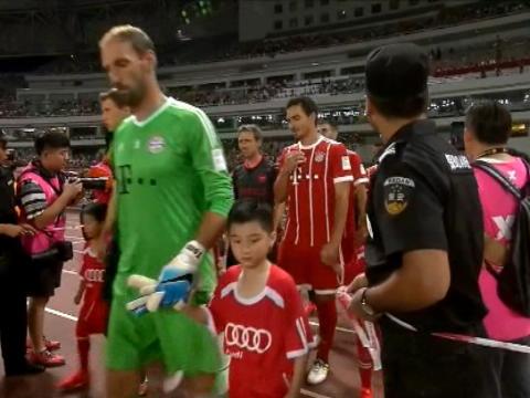 كرة قدم: كأس الأبطال الدوليّة: أرسنال 1-1 بايرن ميونيخ (3-2 بركلات الترجيح