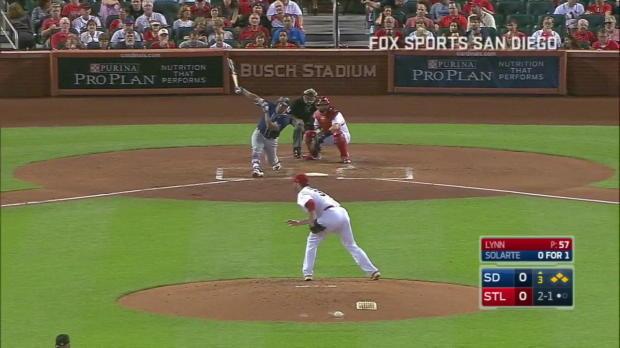 Padres schießen Cardinals ab