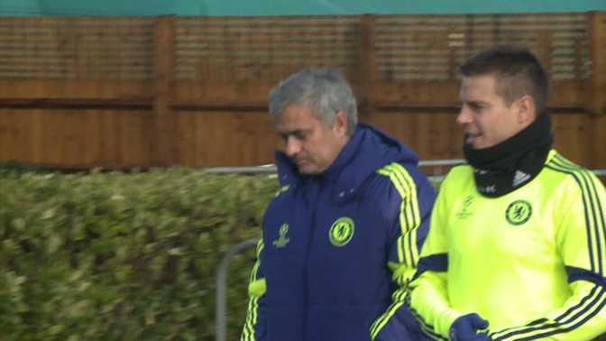 """Mourinho : """"La compétition la plus importante"""""""