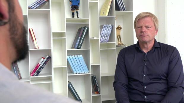 Oliver Kahn zu Manuel Neuer
