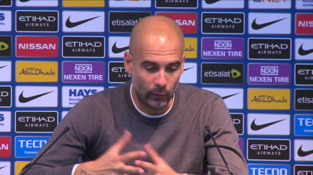 "Guardiola: ""Super Stimmung in Umkleidekabine"""