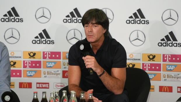 """Löw: Demirbay """"voll überzeugt"""" für Deutschland"""