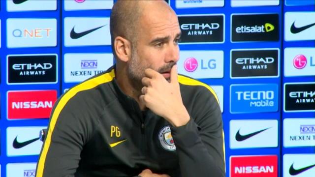 كرة قدم: الدوري الممتاز: كل فريق ينفق المال- غوارديولا ردًّا على تعليقات كونتي