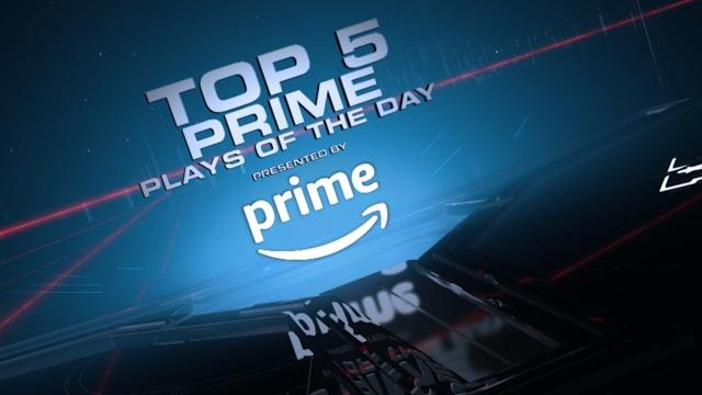 Week 7: Top five prime plays