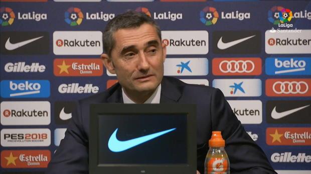 """Valverde: """"Zusammen mit Messi dazulernen"""""""