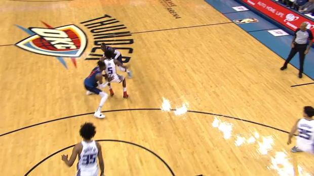 WSC: Dennis Schroder (14 points) Highlights vs. Sacramento Kings