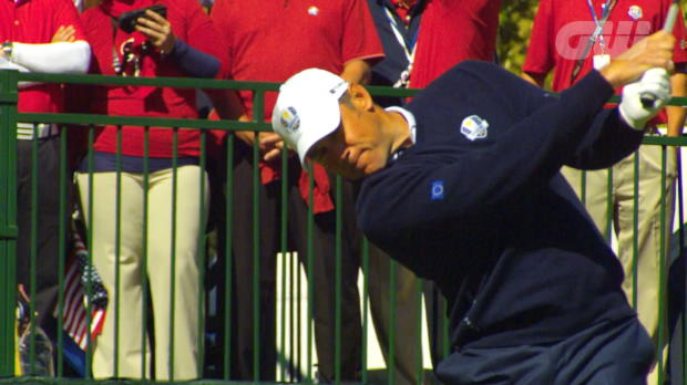 Ryder Cup: Making the team