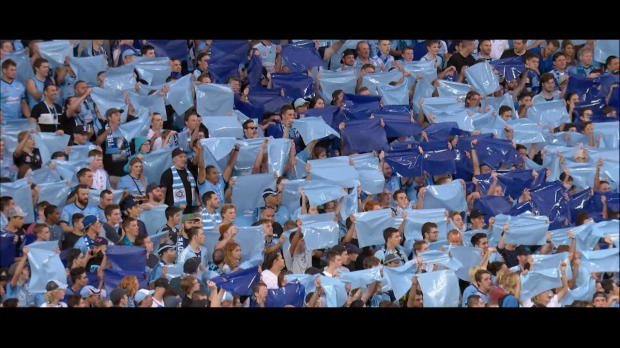 Yoshi's fans' view of Sydney FC