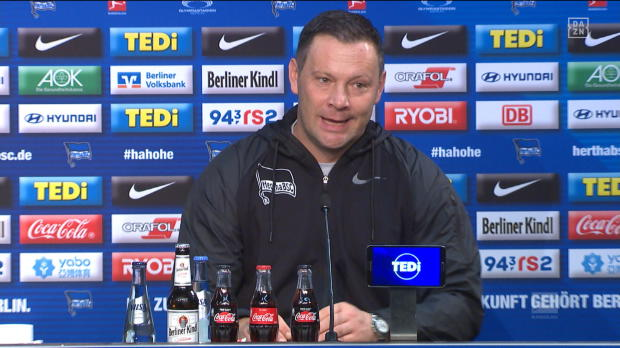 """Dardai über Grujic: """"Bester Mittelfeldspieler"""""""