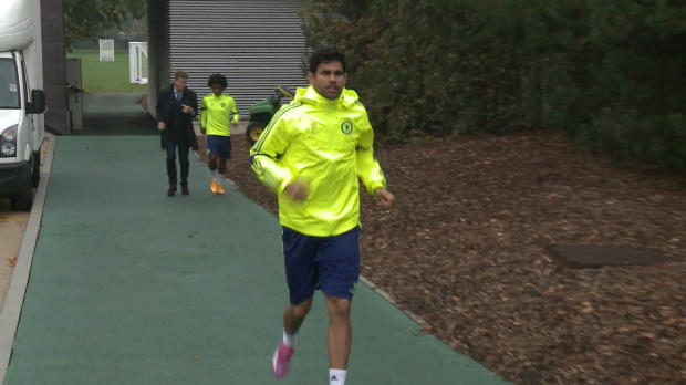 Groupe G - Mourinho prend le risque avec Costa
