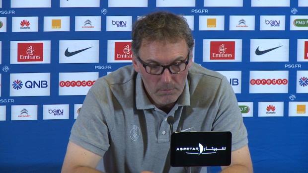 38e j. - Blanc veut une Ligue 1 � 18 clubs