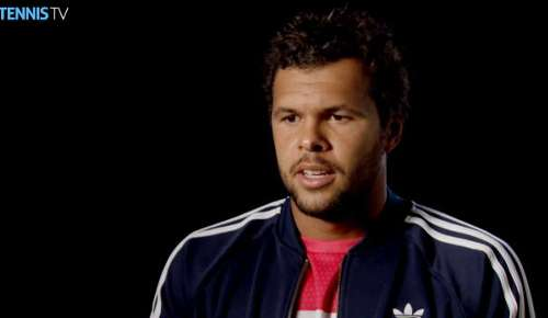 Tsonga Interview: ATP Cincinnati Preview