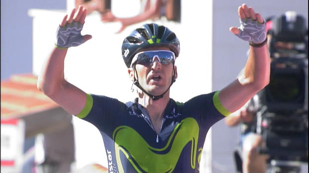 Giro - Gorka Izaguirre se corona campeón de la octava etapa