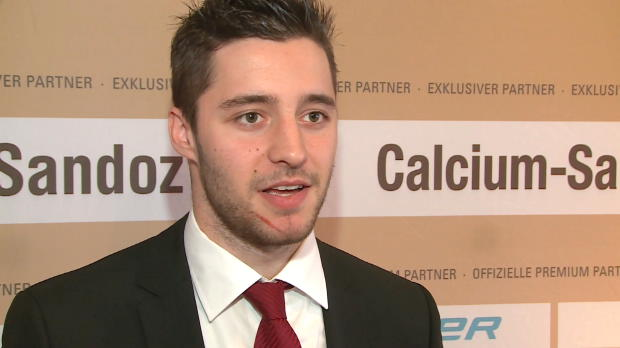 Eishockey: NHL-Star Rieder will DEB-Team führen