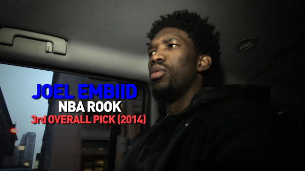 NBA Rooks: Joel Embiid on his Journey - NBA World