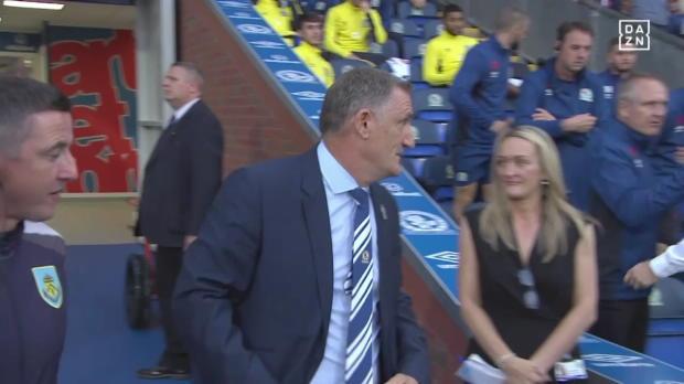Blackburn Rovers v Burnley