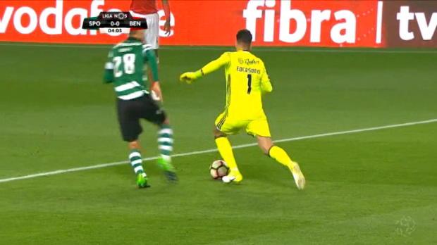 كرة قدم: الدوري البرتغالي: التعادل طبع دربي العاصمة بين سبورتينغ وبنفيكا