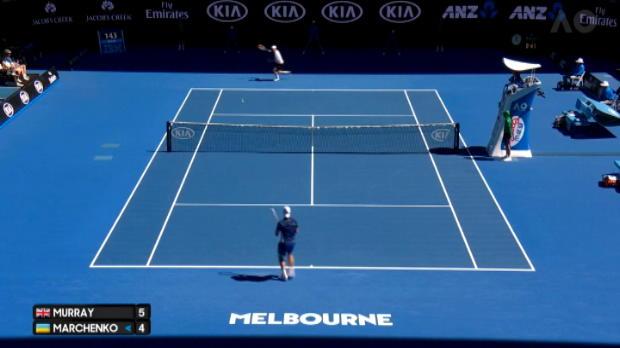 تنس: بطولة أستراليا المفتوحة: أضواء على اليوم الإفتتاحي