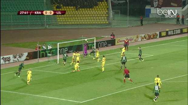 L.Europa : FC Krasnodar 1-1 Lille