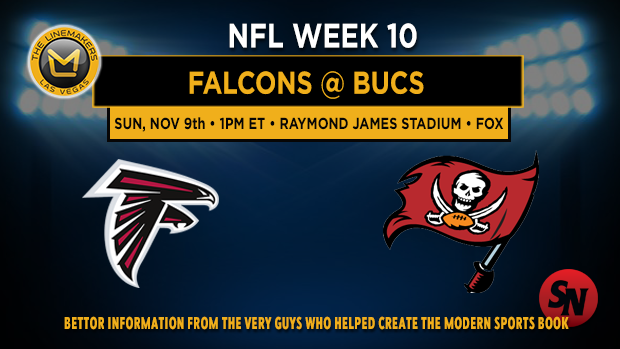 Atlanta Falcons @ Tampa Bay Buccaneers
