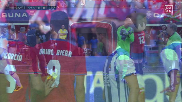 CA Osasuna - Real Sociedad San Sebastian