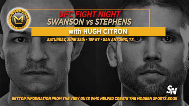 UFC Fight Night Swanson vs. Stephens