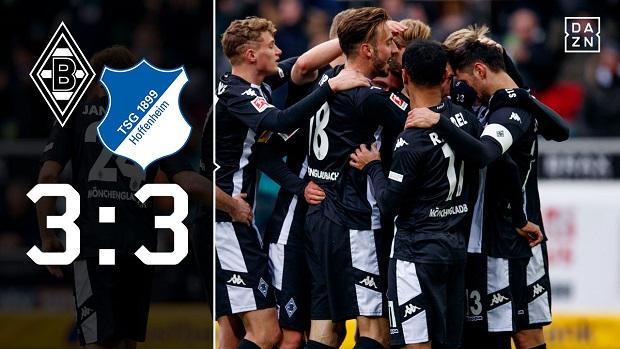 Borussia M'gladbach - TSG Hoffenheim