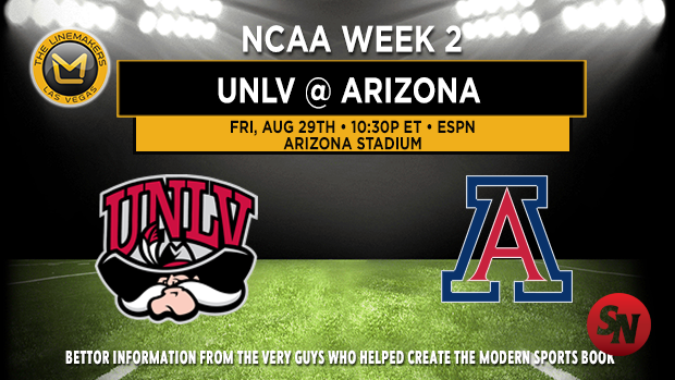 UNLV at Arizona