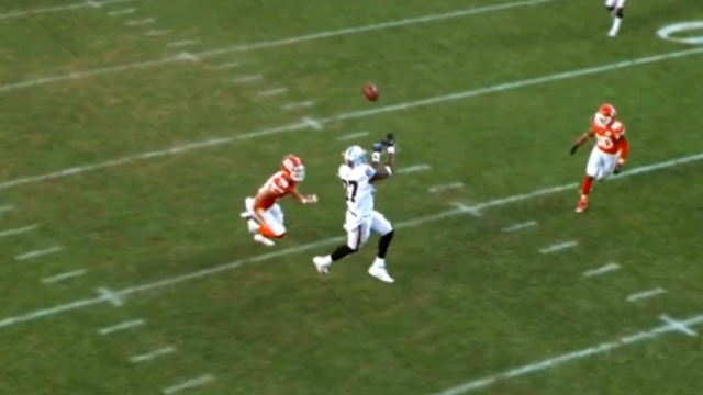 freeD: See the spin move that got Jared Cook WIDE OPEN for TD | Week 14