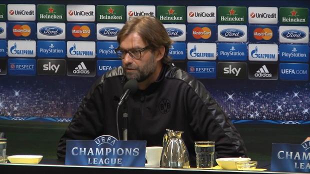 LDC - Quarts, Borussia Dortmund, Klopp veut croire au miracle