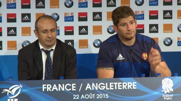 XV de France - Une victoire... et maintenant la liste