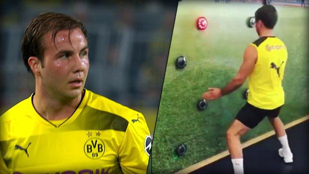DFB Comeback von Mario Götze