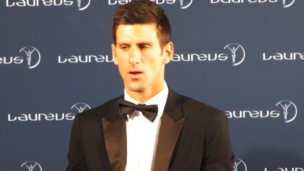 """Doping: Djokovic: """"Kein gutes Jahr für Tennis"""""""