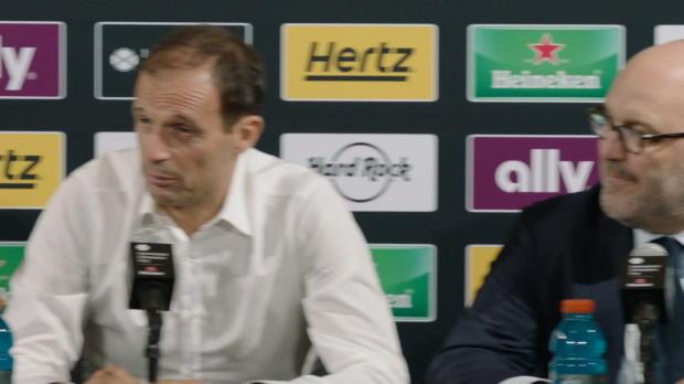 "Allegri: Transferchance? "" Nur stolz auf Pogba"""