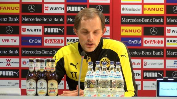 "Tuchel lobt: "" Perfektes Spiel"" gegen den VfB"