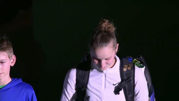 WTA Biel-Bienne: Vondrousova - Kontaveit