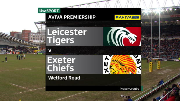 Aviva Premiership - Tigers v�Chief