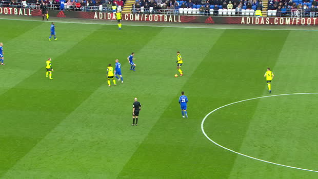 Premier League: Cardiff - Huddersfield | DAZN Highlights