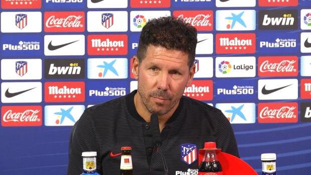 """Simeone: """"Diego Costa kein Atletico-Spieler"""""""