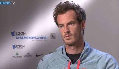 Murray Interview: ATP Queen's 2R