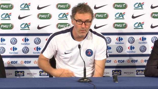 """Coupe de France: Blanc: """"Besonderes Spiel"""""""