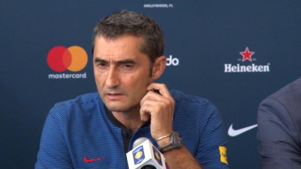 """Valverde: """"Zählen auf Neymar, planen mit ihm"""""""