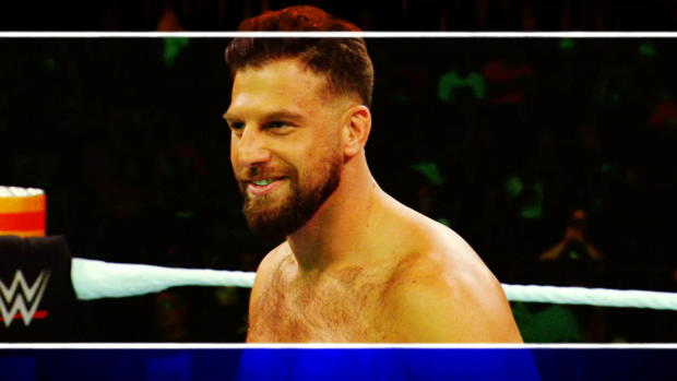 Cedric Alexander and Drew Gulak collide for the WWE Cruiserweight Championship