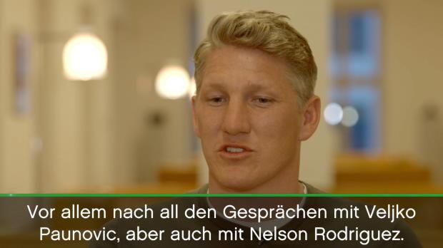 """Schweinsteiger: """"MLS wahr gewordener Traum"""""""