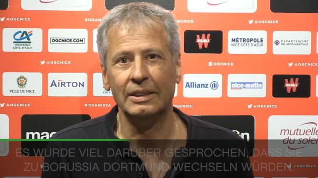 """Favre über BVB-Wechsel: """"War keine Option"""""""