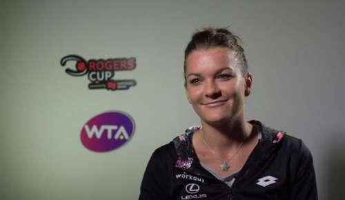 Radwanska Interview: WTA Montreal 2R