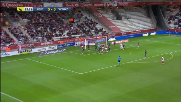 Ligue 1: Reims - Dijon | DAZN Highlights